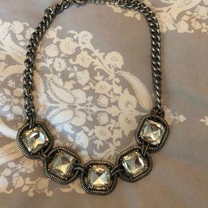 Jewelry - Cz chunky neckiace